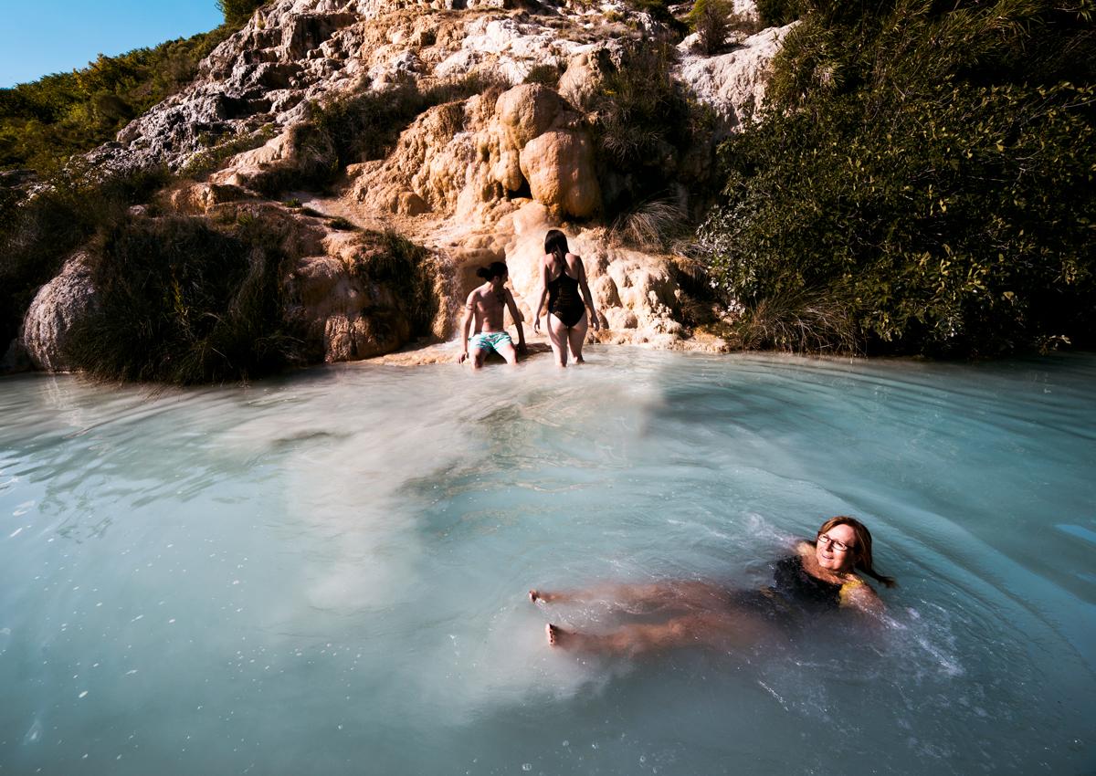 Bagno Vignoni - val d'Orcia